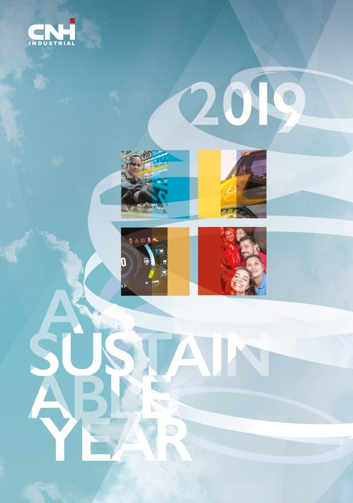 A Sustainable Year: CNH Industrial presents its 2019 highlights