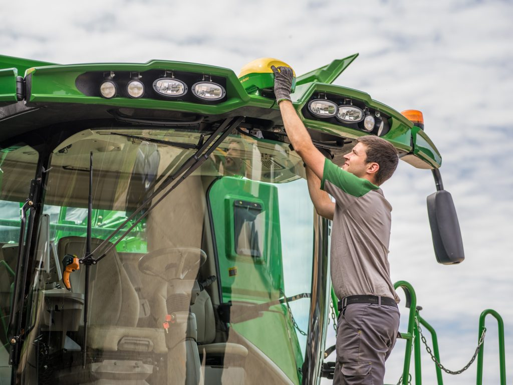 Get the latest John Deere guidance technology for less