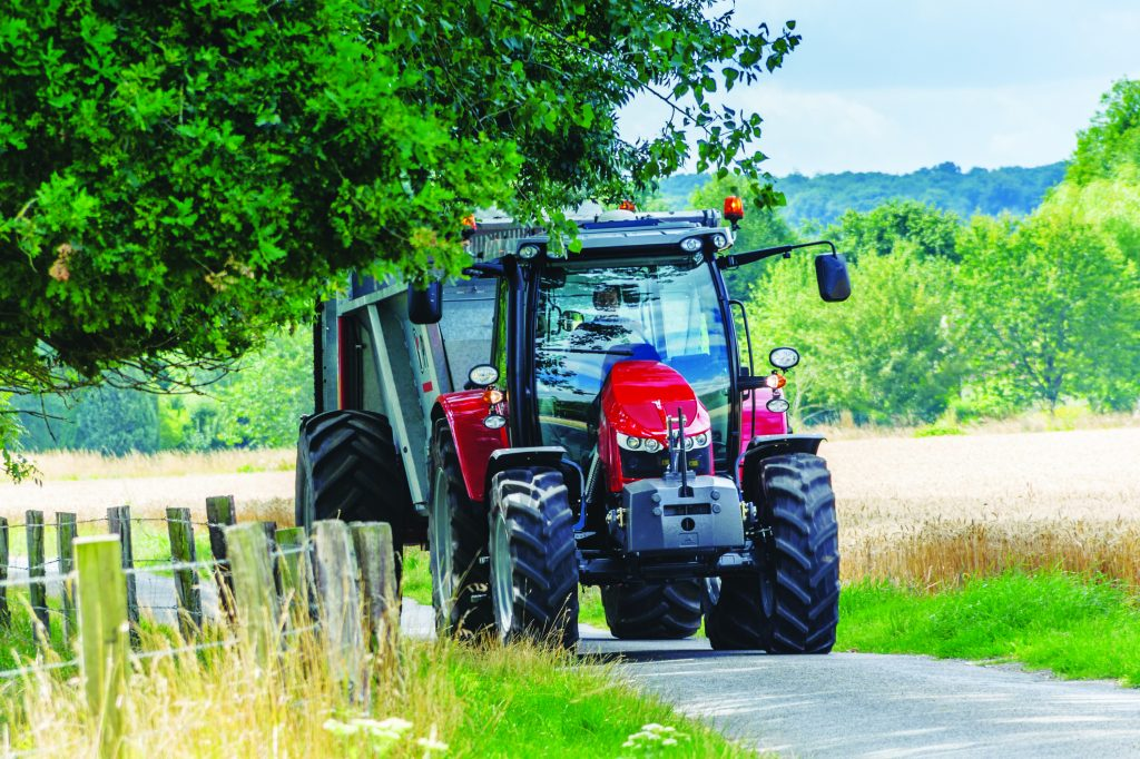New CEMA paper on the requirements on the safety of electrical systems for agricultural vehicles