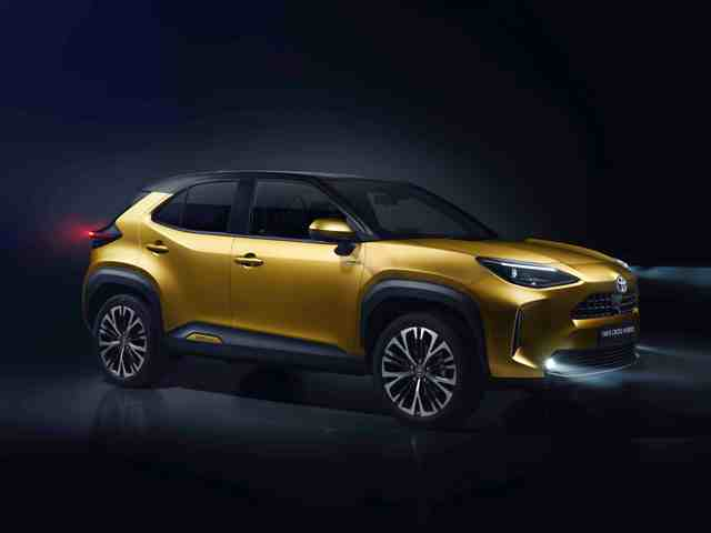 Toyota reveals the all-new Yaris Cross compact SUV