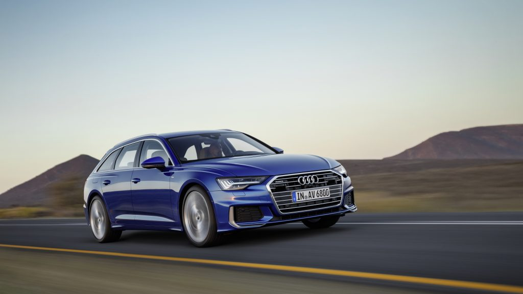 Audi A6 Avant is now available as a plug-in hybrid