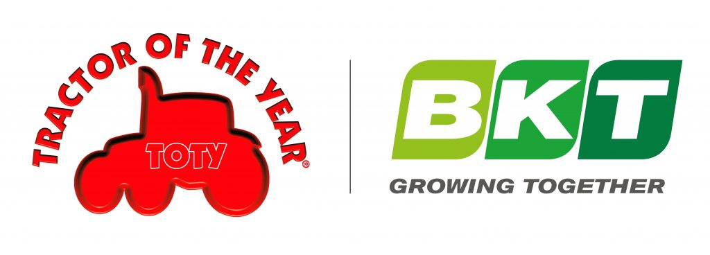 BKT Tyres is the new partner in Tractor of the Year Award