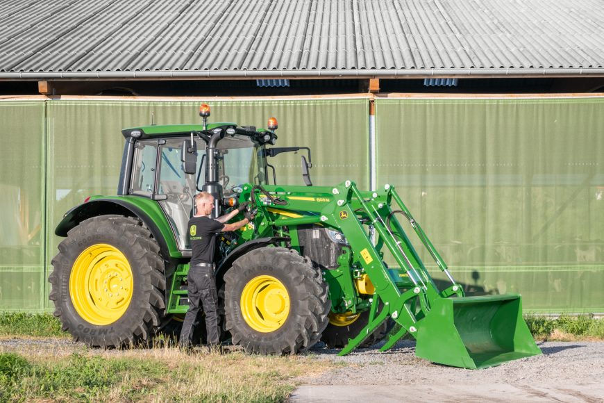 , Macra's Agricultural Skillnet now has four online farm safety modules,including a Tractor Skills module.