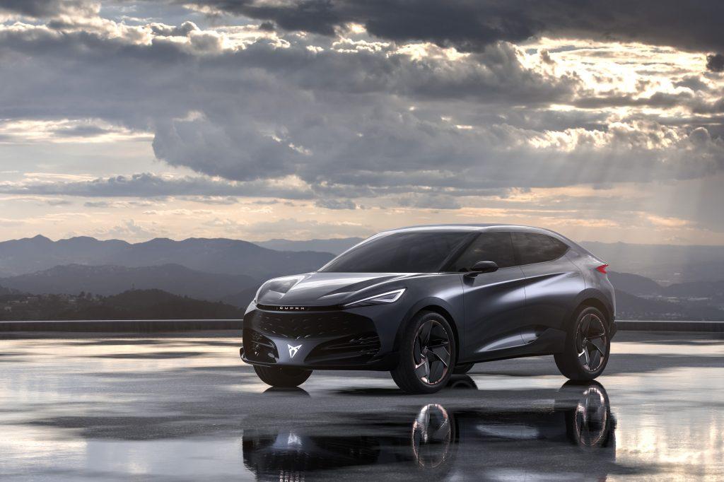 CUPRA Tavascan Electric Concept wins 2020 Automotive Brand Contest