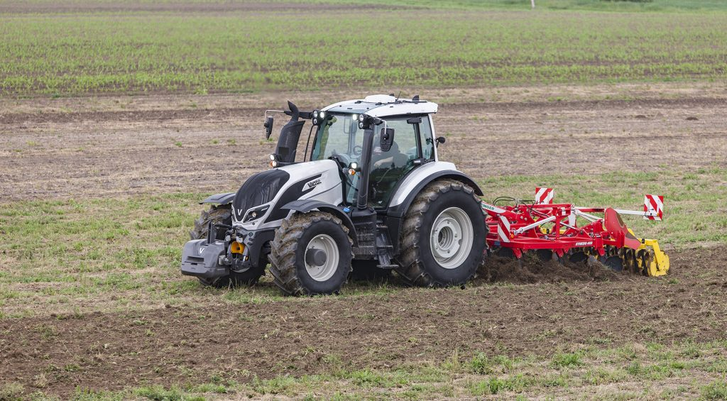 AGCO delivered solid results for the first quarter under challenging conditions