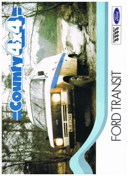 Ford Transit County 4x4 001