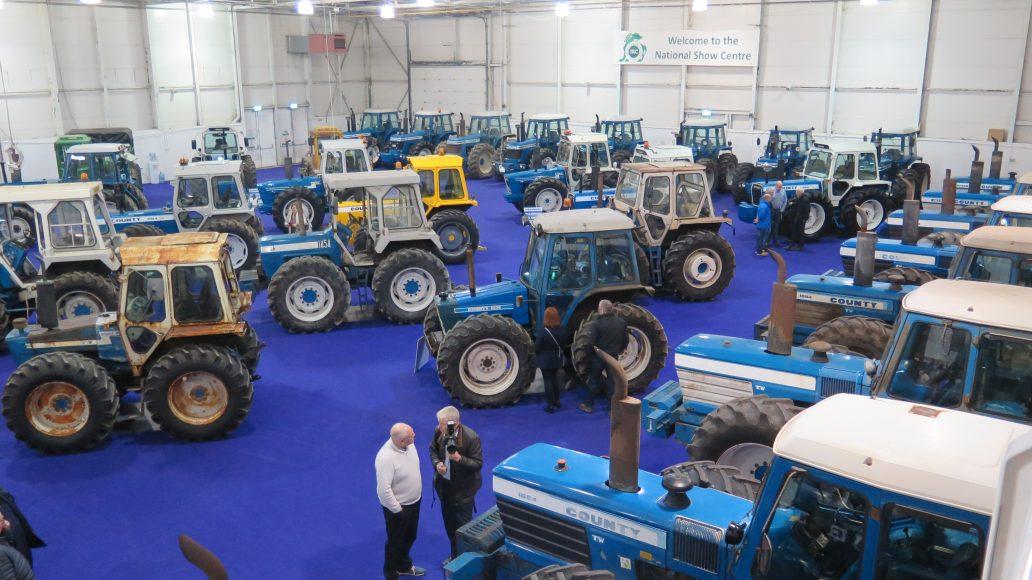 Irish County Tractor Club 2020 A