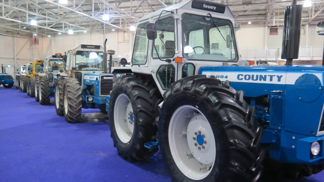 Irish County Tractor Club 2020 C