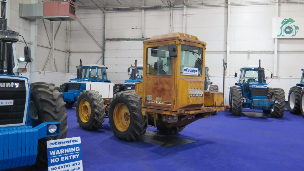 Irish County Tractor Club 2020 D