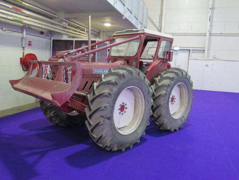 Irish County Tractor Club 2020 E