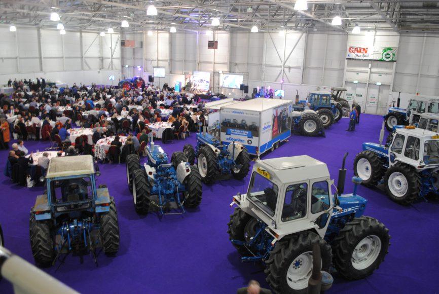 Irish County Tractor Club 2020 F