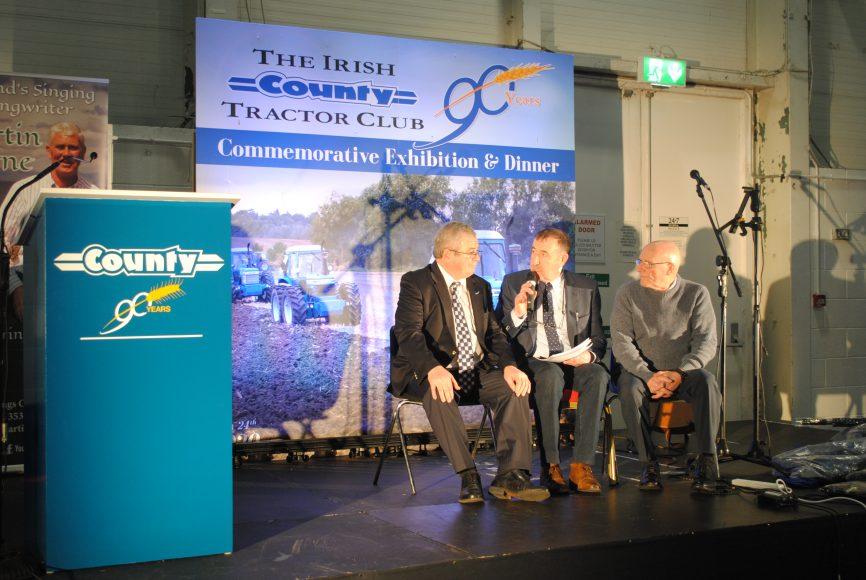 Irish County Tractor Club 2020 G